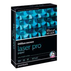 Office Depot Laser Pro Paper Letter