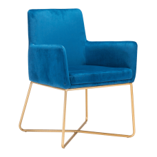 Zuo Modern Honoria Arm Chair Dark