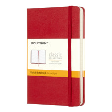 Moleskine Classic Hard Cover Notebook 3