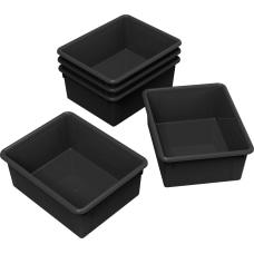 Storex Deep Storage Trays Letter Size