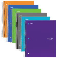 Five Star Notebook 8 12 x