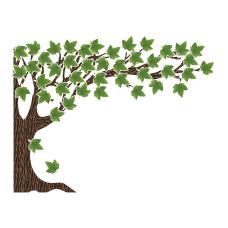 Schoolgirl Style Woodland Whimsy Big Tree