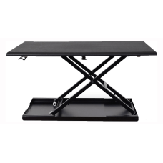 Luxor Level Up Pneumatic Adjustable Desk