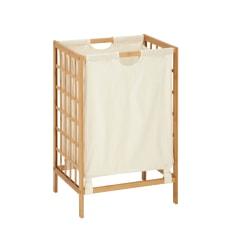 Honey Can Do Knockdown Bamboo Hamper