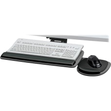 Fellowes Standard Articulating Keyboard Manager