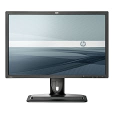 HP Refurbished 24 Widescreen LED LCD