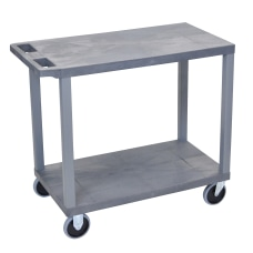 Luxor E Series Plastic Cart 2