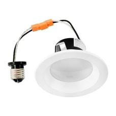 Luminoso LED 4 Retrofit Trim Round