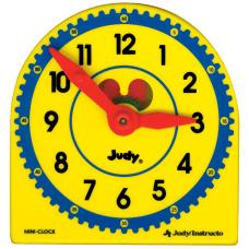 Judy Clock Plastic Class Pack 5