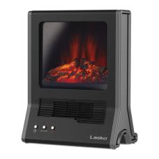 Lasko Ultra Ceramic Fireplace Heater Indoor
