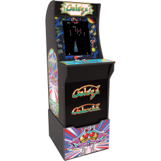 Arcade1Up Galaga Arcade Cabinet With Custom