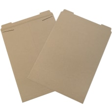 Office Depot Brand Kraft Flat Mailers