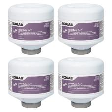 Solid Metal Pro Dishwashing Detergent Capsules