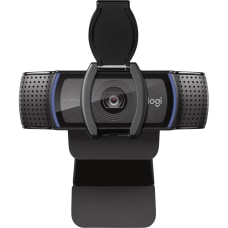 Logitech C920e Web camera color 720p
