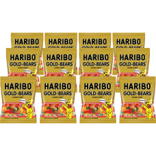 Haribo Gold Bears Gummi Candy 05