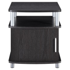 Ameriwood Home Contemporary Carson End Table