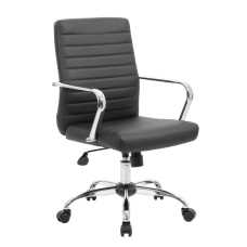 Boss Office Products Retro Caressoft Vinyl