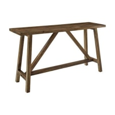 Ameriwood Home Occasional Console Table Rectangular