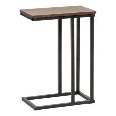 IRIS C Shaped Side Table 25