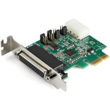 StarTechcom 4 Port PCI Express RS232