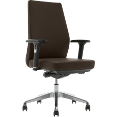 StyleWorks NYC Mid Back Executive Chair