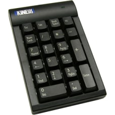 Kinesis Low Force Numeric Ergonomic Keypad