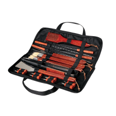 Orbit 18 Piece Barbecue Set With