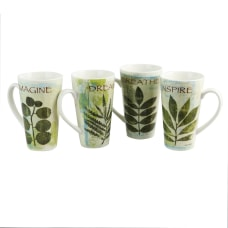 Gibson Home Nature Pressed 4 Piece