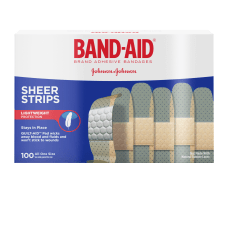 Band aid Bandages Sheer 34 x