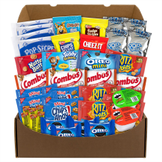 Snack Box Pros Quarantine Snack Box