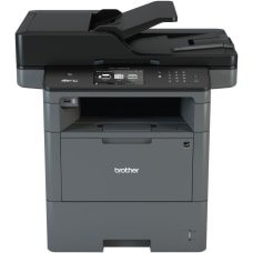 Brother MFC L6800DW Monochrome Black And