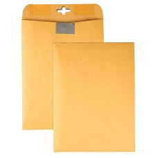 Quality Park Postage Savings ClearClasp Envelopes