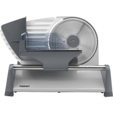 Cuisinart FS 75 Electric Food Slicer