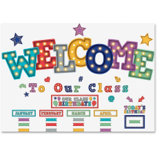 Teacher Created Resources Marquee Welcome Decorative