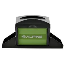 Alpine Tabletop Interfold Napkin Dispenser With