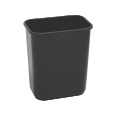 Highmark Rectangular Plastic Wastebasket 65 Gallons