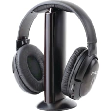 Pyle Professional PHPW5 Headset Stereo Wireless