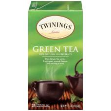 Twinings Green Tea 2 Oz Carton