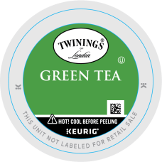 Twinings Green Tea Single Serve K