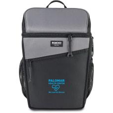 Custom Igloo Juneau Backpack Coolers Set