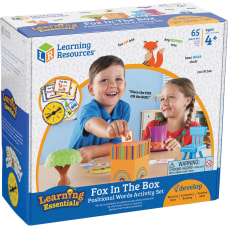Learning Resources Fox In The Box