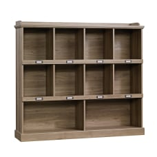 Sauder Barrister Lane Cubby Bookcase Salt