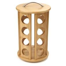 Mind Reader Bamboo K Cup Pod