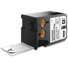 DYMO XTL Laminated WireCable Wrap DYM1868708