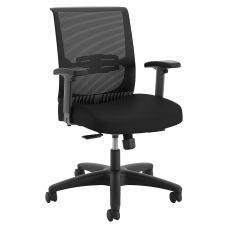 HON Convergence Task Chair Black