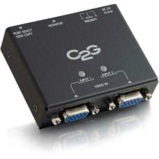 C2G C2G 2 Port VGA Auto
