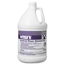 MISTY Neutral Floor Cleaner Concentrate Lemon