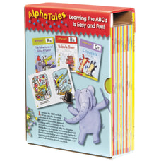 Scholastic Teaching Resources Alpha Tales Learning