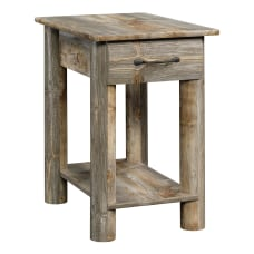 Sauder Boone Mountain Side Table 23