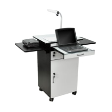 Luxor 23 34 Multimedia Workstation With